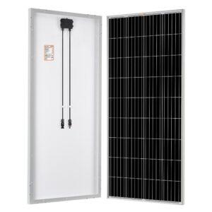 rich solar 100w panel