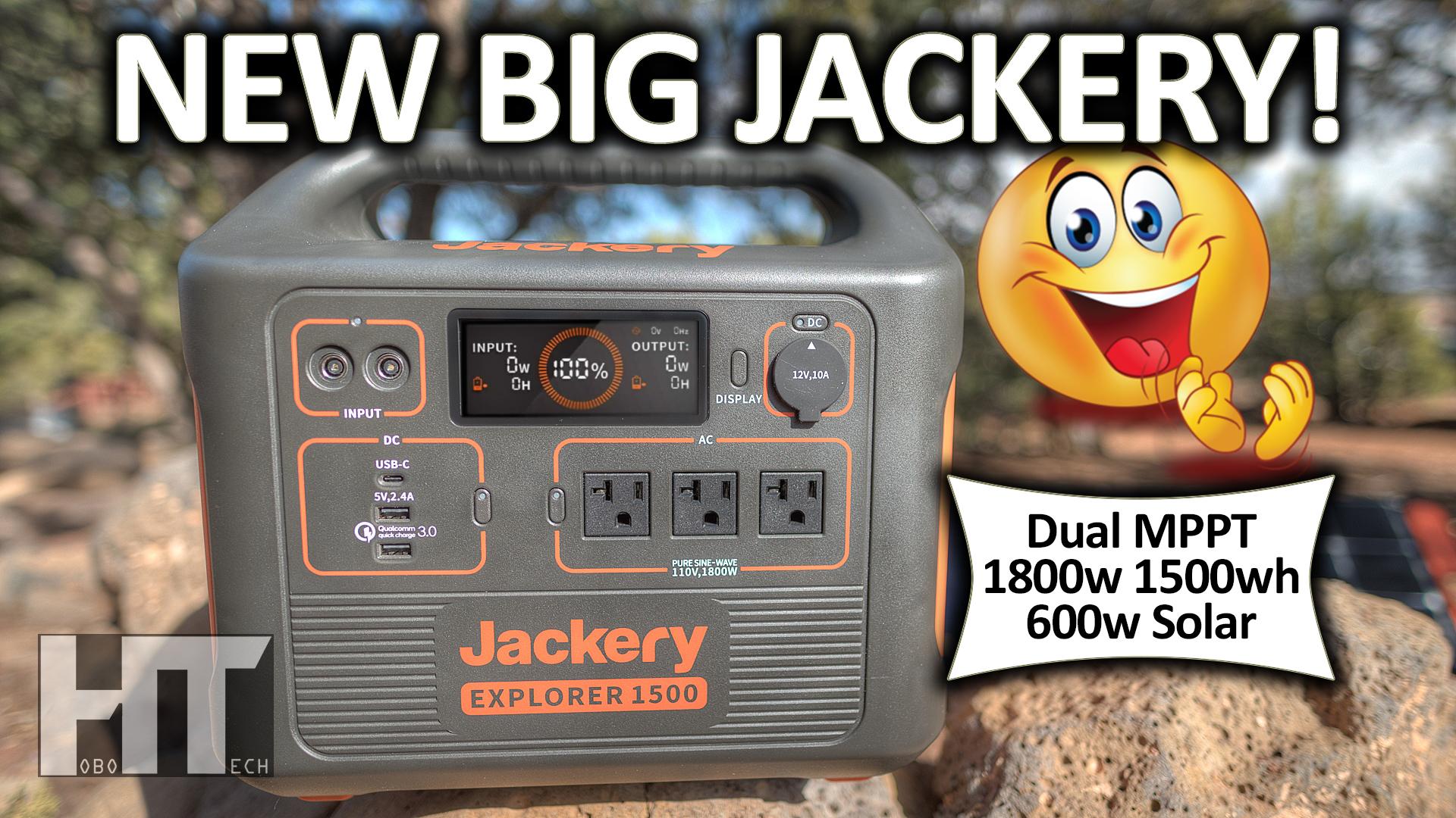 jackery 1500