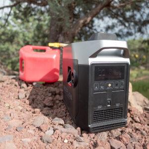 ecoflow smart gas generator