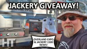 jackery giveaway